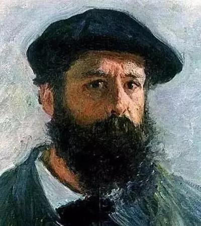油画作品欣赏:绘画大师自画像背后的故事