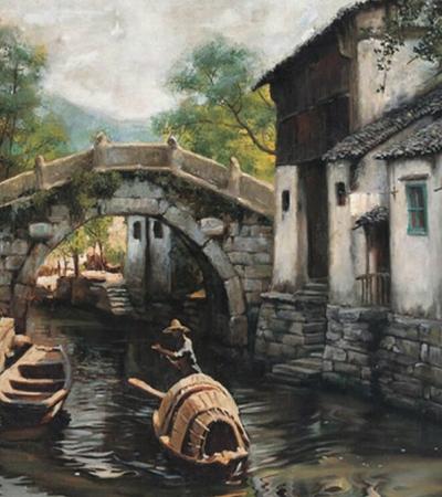 武汉艺能星画室油画作品集欣赏