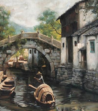 武汉艺能星画室油画作品欣赏