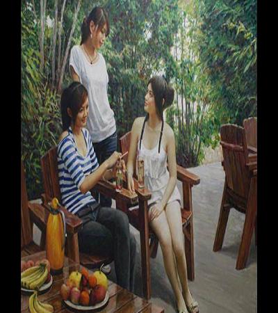 如何赏析风景油画,油画作品鉴赏新思路详解!