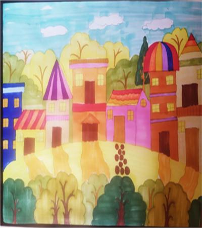 森林城堡怎么畫?詳細的兒童畫步驟有幾步?