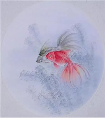 小金魚怎么畫?具體有哪些繪畫步驟?