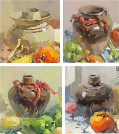 陶罐怎么画?详细的水粉画法是什么?