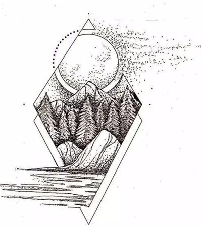 Kimbeckerdesign插画作品分享,如何用针管笔画世界?