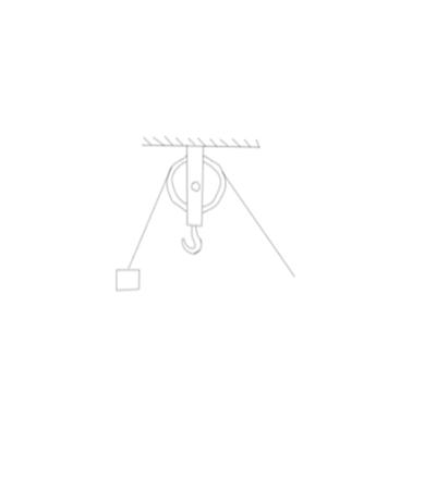 怎么画定滑轮?定滑轮的简单画法是什么?