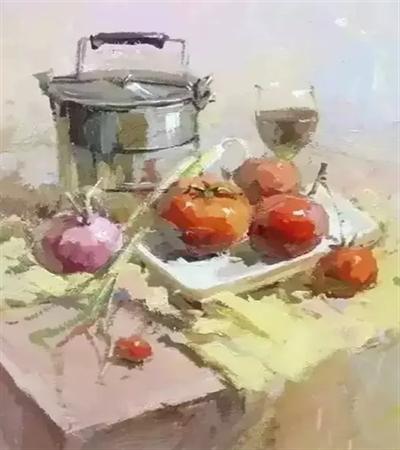 怎么画水粉画?有几个技巧?