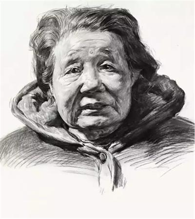 老奶奶怎么画?有哪些素描步骤?
