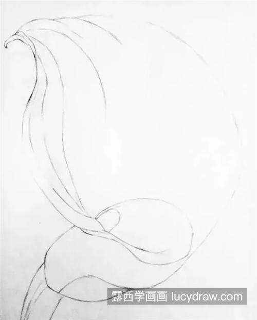 彩鉛畫教程