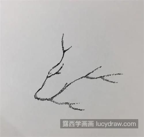 钢笔画教程